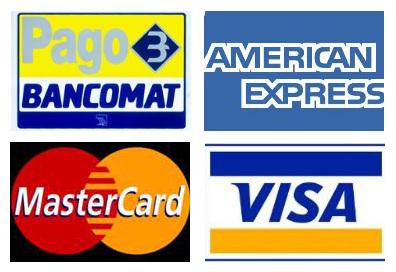 Nella nostra trattoria si accettano tutte le carte di credito